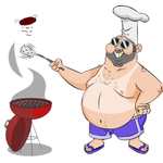Big Bubbas Backyard Barbecue profile image.