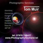 Tom Muir Associates profile image.