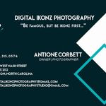 Digital Ikonz Photography, LLC profile image.