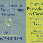 Heaton Hypnosis and Therapy Practice. profile image.