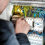 KM Electrical Services profile image.