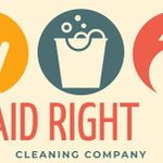 Maid Right Cleaning Company profile image.