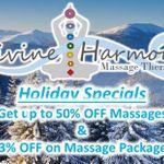Divine Harmony Massage Therapy profile image.
