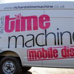 Richards Time Machine Mobile Disco profile image.