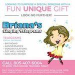 Briana's Singing Telegrams profile image.