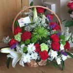 dovedale florist profile image.