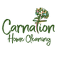 Carnation Home Cleaning, inc. logo