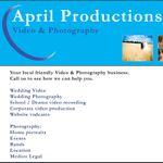 April  Productions profile image.