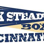 Rock Steady Boxing Cincinnati profile image.
