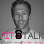 Fit2Talk Personal Training & Massage Therapy profile image.
