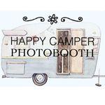 Happy Camper Photobooth profile image.