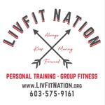 LivFit Nation profile image.