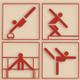 Oaks Gymnastics Academy logo