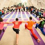 Creative Yoga London profile image.