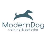 Modern Dog Training & Behavior profile image.