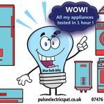 Pulse Electrics Pat Testing profile image.