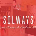 Solways Printers of London SE1 profile image.