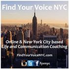 Find Your Voice NYC logo