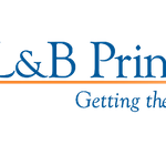 L&B Printing, Inc. profile image.