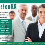 Vision HR Inc profile image.
