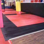 Stand Up Muay Thai Kickboxing profile image.