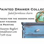 Suzanne Bagheri - The Painted Drawer profile image.
