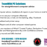 TeamWild PC Solutions profile image.