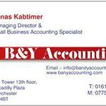 BandY Accounting profile image.