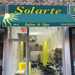 Solarte salon & spa profile image.