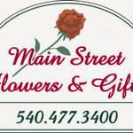 Main Street Flowers & Gifts profile image.