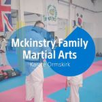 McKinstry Family Martial Arts profile image.