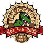 Sign-O-Saurus profile image.