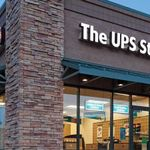 THE UPS STORE profile image.