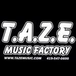 T.A.Z.E. Music Factory DJ Service profile image.
