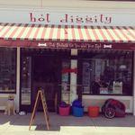Hot Diggity Dog Wash & Boutique profile image.