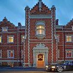Wivenhoe House profile image.
