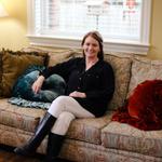 Kathleen Geiger, MED, LPC profile image.