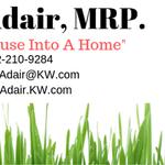 Ashley Adair, MRP at Keller Williams City View profile image.