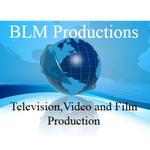 BLM Productions profile image.