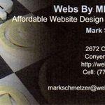 Webs by MKS, LLC profile image.