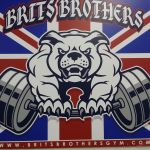 Brit's Brothers Gym profile image.
