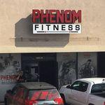 Phenom Fitness profile image.