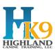 Highland Canine Training, LLC logo