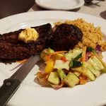 Omar's Fresh Seafood and Steaks profile image.
