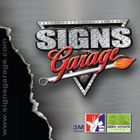 Signs Garage, Inc. logo