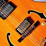Guitar lessons in Edinburgh profile image.