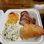 Old San Luis BBQ Co profile image.
