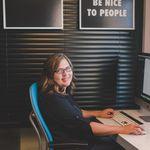 Rebecca VanDenBerg Web Services profile image.