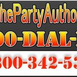 The Party Authority profile image.