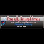 Personally Designed Fitness profile image.